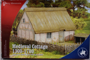 Perry Miniatures 28mm Medieval Cottage 1300-1700